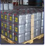 ЗАО Промэкспорт, нефтепродукты и ГСМ: масла, смазки, парафин, мастика, битум. Масла ЛУКОЙЛ в таре по 18 литров.